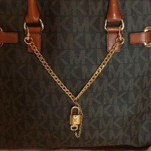 Louis Vuitton Padlock & Key (#315)  Bag Chain